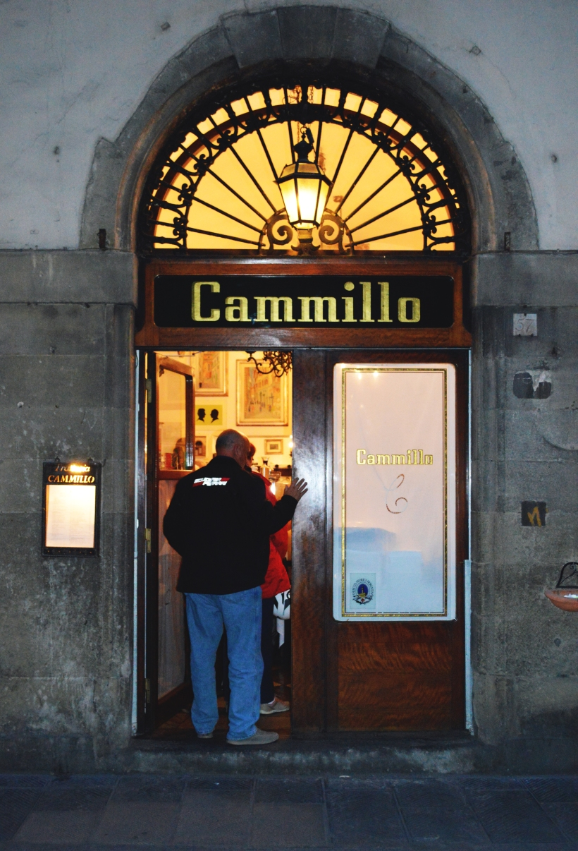 cammillo trattoria florence restaurants the best